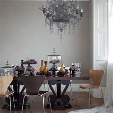 Gothic Dining Room  Modern Dining Room Ideas