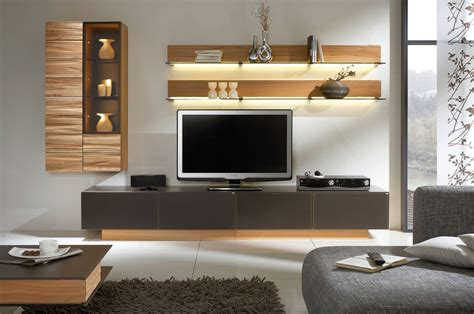 awesome white brown wood glass cool design contemporary tv