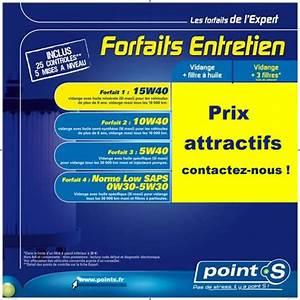 Point Vision Tarif : tarif vidange point s votre site sp cialis dans les accessoires automobiles ~ Medecine-chirurgie-esthetiques.com Avis de Voitures