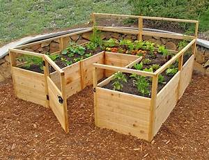 1001 idees potager sureleve le potager et potager With idee pour jardin exterieur 7 1001 tutoriels et idees pour fabriquer une jardiniare en