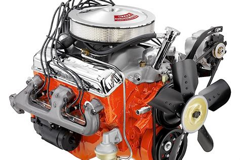 Gm Picks 10 Greatest Chevy Race Engines