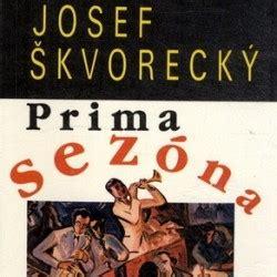 Prima sezóna (kniha - 1975) - POSTAVY.cz
