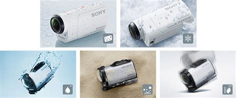 sony action hdr az1 hd video camera camcorder live view remote kit 27242879676 ebay