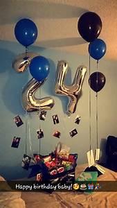 Birthday Surprise for his birthday! | Boyfriend gift ideas ...