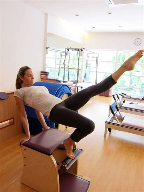 wunda chair pilates exercises 25 best ideas about pilates chair on chair