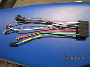 Ih Cub Lo Boy 184 Dash Wiring Harness  New