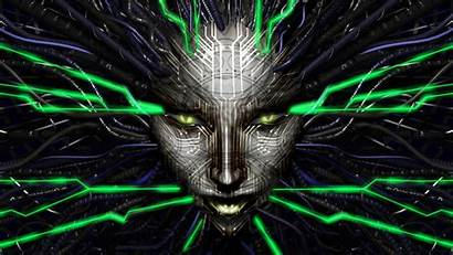 Shock System Shodan Background Wallpapers Wall Ohnotheydidnt