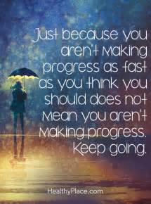 Keep Making Progress Quotes