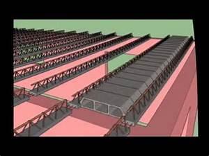 Dalle En Béton : projet de construction d 39 une dalle en b ton youtube ~ Nature-et-papiers.com Idées de Décoration