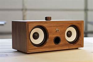 Buy, Hand, Crafted, The, Hootie, Bluetooth, Speaker, Made, To, Order, From, Shaun, Boyd, Made, This