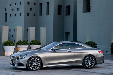 2015 Mercedes-benz S-class Coupe First Look
