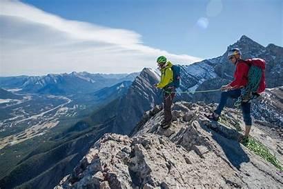 Climbing Alberta Canada Mountain Rocky Canmore Giants