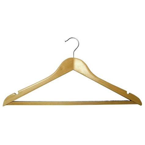 Light Hangers by H2 Light Wood Hook Hanger 50 52p Each Foremost