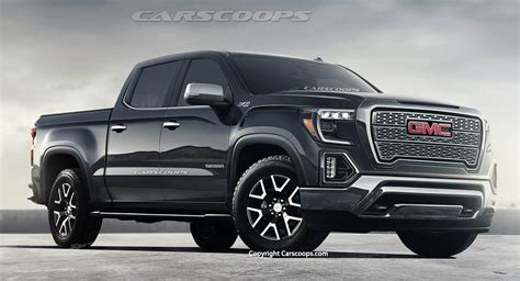 Future Cars 2019 Gmc Sierra 1500 Will Get A Bold New Face
