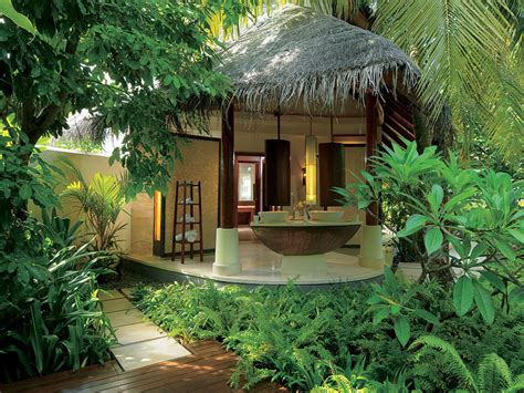hotel cottage constance halaveli maldives resort in the maldives