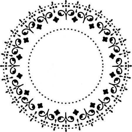 monogram template create images for crafts on clip and christian blogs