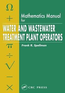 Mathematics Manual For Water And Wastewater Treatment
