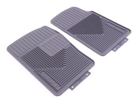 floor mats nissan husky liners floor mats for nissan frontier 2000 hl51092