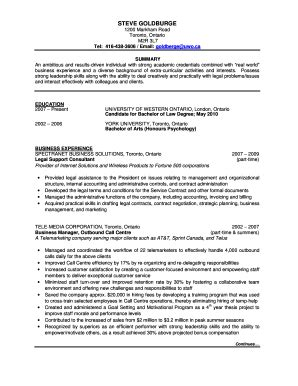 Chronological Resume Entry Level by 20 Printable Combination Resume Sle Forms And Templates
