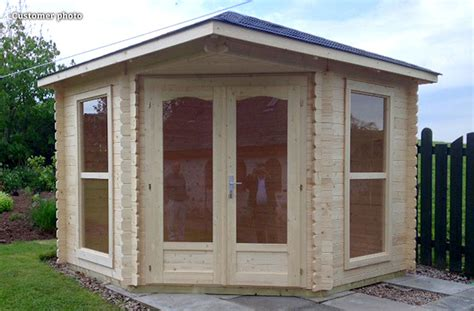 Gl 27 (75 Sqm) Low Cost Corner Summer House By Gardenlife