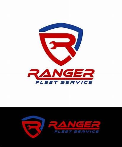 Truck Fleet Ranger Repair Masculine Serious States