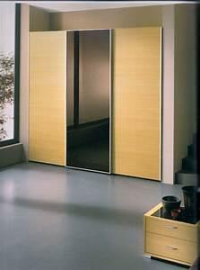 A La Compagnie Du Placard : la porte de placard coulissante 104 cool mod les ~ Premium-room.com Idées de Décoration