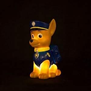 Paw Patrol Lampe : paw patrol chase illumi mate night light ~ Whattoseeinmadrid.com Haus und Dekorationen