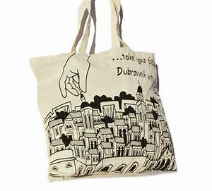 Tote Bags    Take A Piece Of Dubrovnik With You