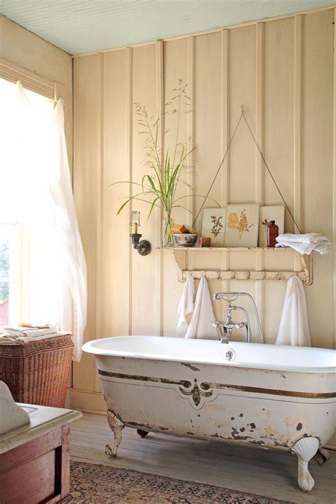 Modern Country Bathroom Decor by Rustic Bathroom Ideas For A Warm And Relaxing