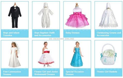 Kid's Formal Wear Retailer Shines With Volusion Store Design