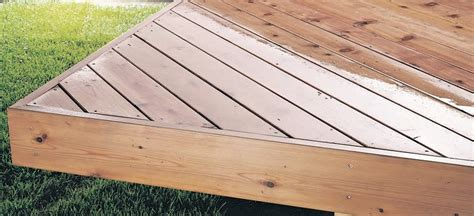 Installing Trex Decking Diagonal by Building A Deck Try Decking Patterns Quarto Homes