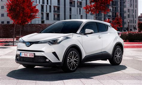 2018 Toyota Chr Officially Paved In Europe Autocarweekcom