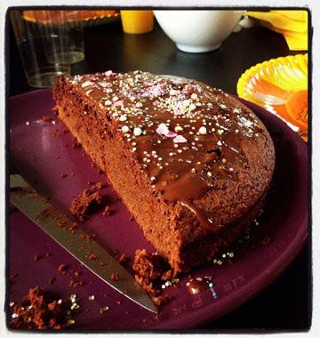 meilleures cuisines gâteau d anniversaire au chocolat de lucile les