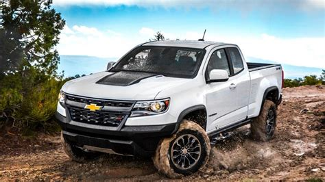 2019 Chevrolet Colorado Preview, Pricing, Release Date