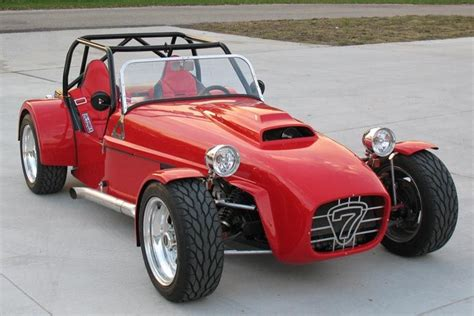 Lotus Seven Clone Supercharged V6