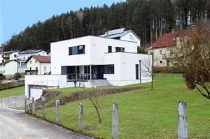 Haus Am Hang Bauen Stützmauer : das hanghaus bauen am hang m haus blog holzbauweise ~ Lizthompson.info Haus und Dekorationen
