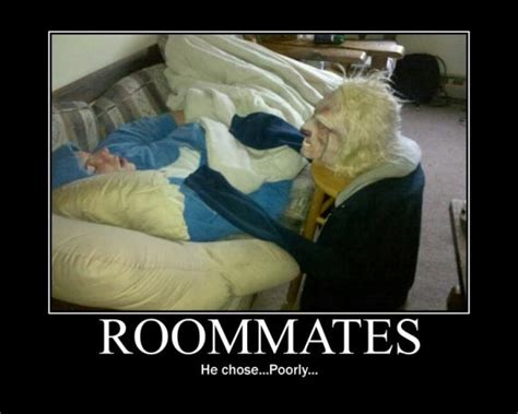 Gay Roommate Meme - my roommates quotes image quotes at relatably com