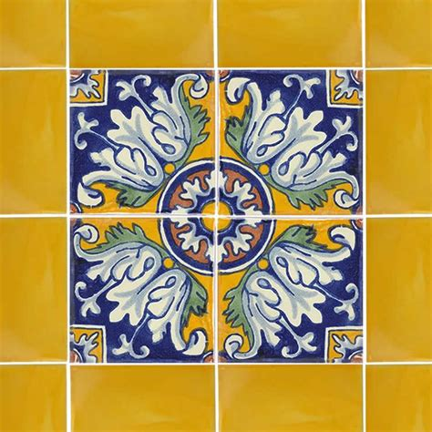 mexican tile murals tucson best 20 mexican ceramics ideas on