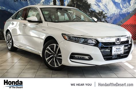 2019 Honda Accord Hybrid Lease Deals