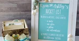 Aly Dosdall Wedding Bucket List