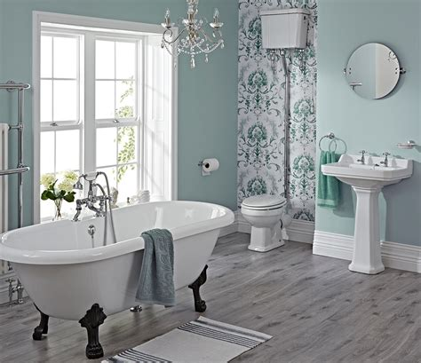 vintage bathroom ideas create  feeling  nostalgia