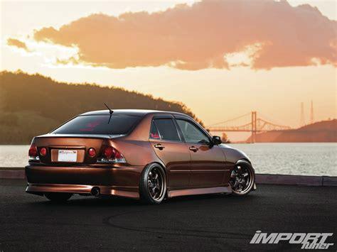 lexus is300 jdm 2001 lexus is300 jdm rear bumper 02 photo 1
