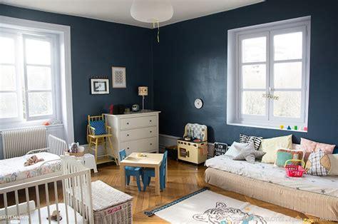 chambre bebe bleu nuit idees de tricot gratuit