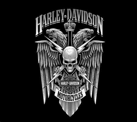 Harley Davidson Screensavers And Backgrounds by Harley Davidson Wallpapers Wallpaper Cave