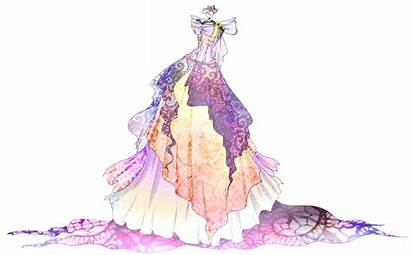 Drawing Anime Ball Gowns Deviantart Ballgown Clothes