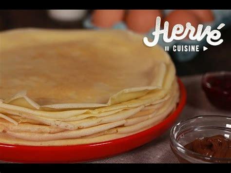 pate sabl e herv cuisine pâte à crêpes la recette inratable d 39 hervé cuisine