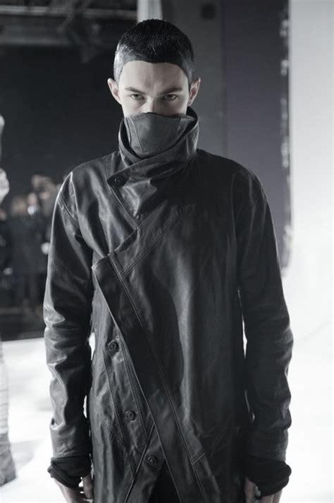 boris bidjan saberi aw cyberpunk fashion dystopian