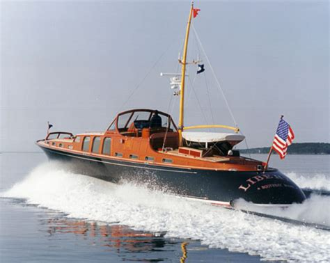 Liberty Boat by No Greater For The Craft Shadow A Spirit Of