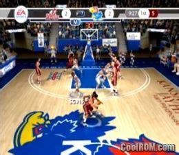 ncaa basketball  rom iso   sony