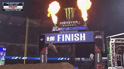 Round Supercross 250sx Anaheim Cooper Copy Win